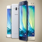 Samsung yeni Galaxy ailesinden A5 incelemesi