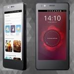 Ubuntu İşletim Sistemli İlk Akıllı Telefon
