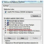 Windows DNS Ayarlarını Değiştirmek