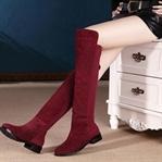 2015 Bayan Uzun Çizme Modelleri