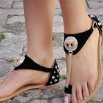 2015 Yaz Ayakkabı Modası Ve Trend Olan Modelleri