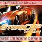 Android Araba Yarışı STORM CUP Google Play'de!