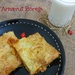 Arnavut Böreği Nasıl Yapılır