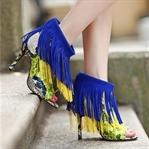 Baharın trendy bootileri