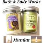 Bath & Body Works Mumlar