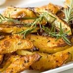 Biberiyeli Ve Sarımsaklı Patates Tarifi