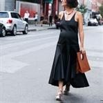 Hamileyken Sokakta Film Yıldızı Gibi Görünmek !