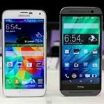 HTC One M9 ve Samsung Galaxy S6 Karşılaştırması