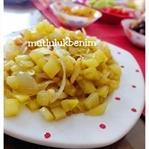 Kahvaltı Tarfi Soğanı Patates