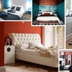 Küçük Yatak odaları İçin Yatak Tasarım Önerileri