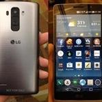 LG G4'e Ait Olduğu İddia Edilen Fotoğraflar