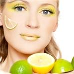 Limon İle Cilt Bakımı Nasıl Yapılır?