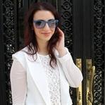 İlkbahar Trendleri / Beyaz Ceket
