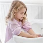 Mikropsuz çocuklar da hasta oluyor
