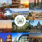 Milyonlarca Oyla Dünya'nın En Güzel 25 Şehri -2015