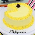 Pac-Man Pasta
