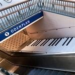 Piyano Çalarak Merdiven Çıkma Keyfi