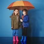 Renkli ve Eğlenceli Yağmur Botları