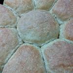 Ruşeymli Papatya ekmek