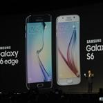Samsung Galaxy S6'yı Tanıttı