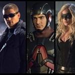 Yeni Bir Arrow/Flash Spin-Off Dizisi Geliyor!