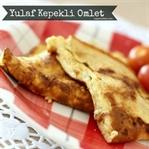 Yulaf Kepekli Omlet (Dukan Omleti)