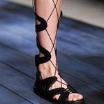 2015 Bahar-Yaz için Ayakkabı Trendleri
