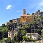 Akdeniz'in kıyısında bir Fransız köyü : Eze