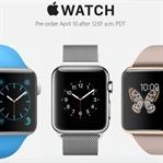 Apple Watch Ön Siparişleri 10 Nisan 00:01'de