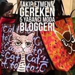 Bilmeniz Gereken 5 Yabancı Moda Bloggerı