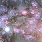 Bir galaksinin en erken evresine ilk bakış