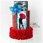 Bu Düğün Pastalarından Gözünüzü Alamayacaksınız