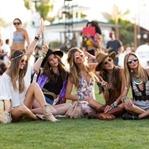 Coachella 2015 Ruhu ve Tarzı İle Yaz Trendleri
