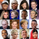Dünyanın En Etkili 100 Kişisi (2015)