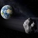 Dünyaya yaklaşan 3 büyük meteor!