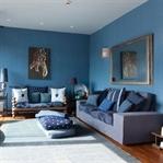 Ev Dekorasyonunda Mavi Renk