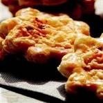 Evde Kaşar Peynirli Bisküvi Yapımı