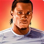 Goal One - Didier Drogba Android Oyunu
