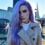 Gökkuşağı Renkli Saçlar