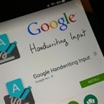 Google Handwriting Input yayınlandı