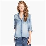H&M Bayan Gömlek Modelleri 2015