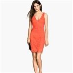 H&M Yazlık Elbise Modelleri 2015