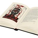 'Otomatik Portakal'ın yenilenen illüstrasyonları