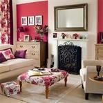 Renk Geçişleriyle Güzelleşen Oturma Odaları
