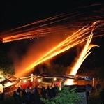 Sakız Adası, Roket Savaşları