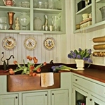 Soft Renkler ile Huzurlu Mutfaklar