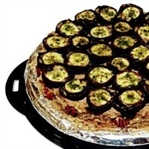 Tahinli Muzlu Pasta
