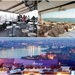 Teraslar Fora! İstanbul'un en keyifli terasları