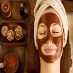 Türk kahvesi ve Zeytinyağı ile Yapılan Maske