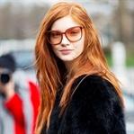 Yeni Trend Tarçın Bakır Saç Rengi